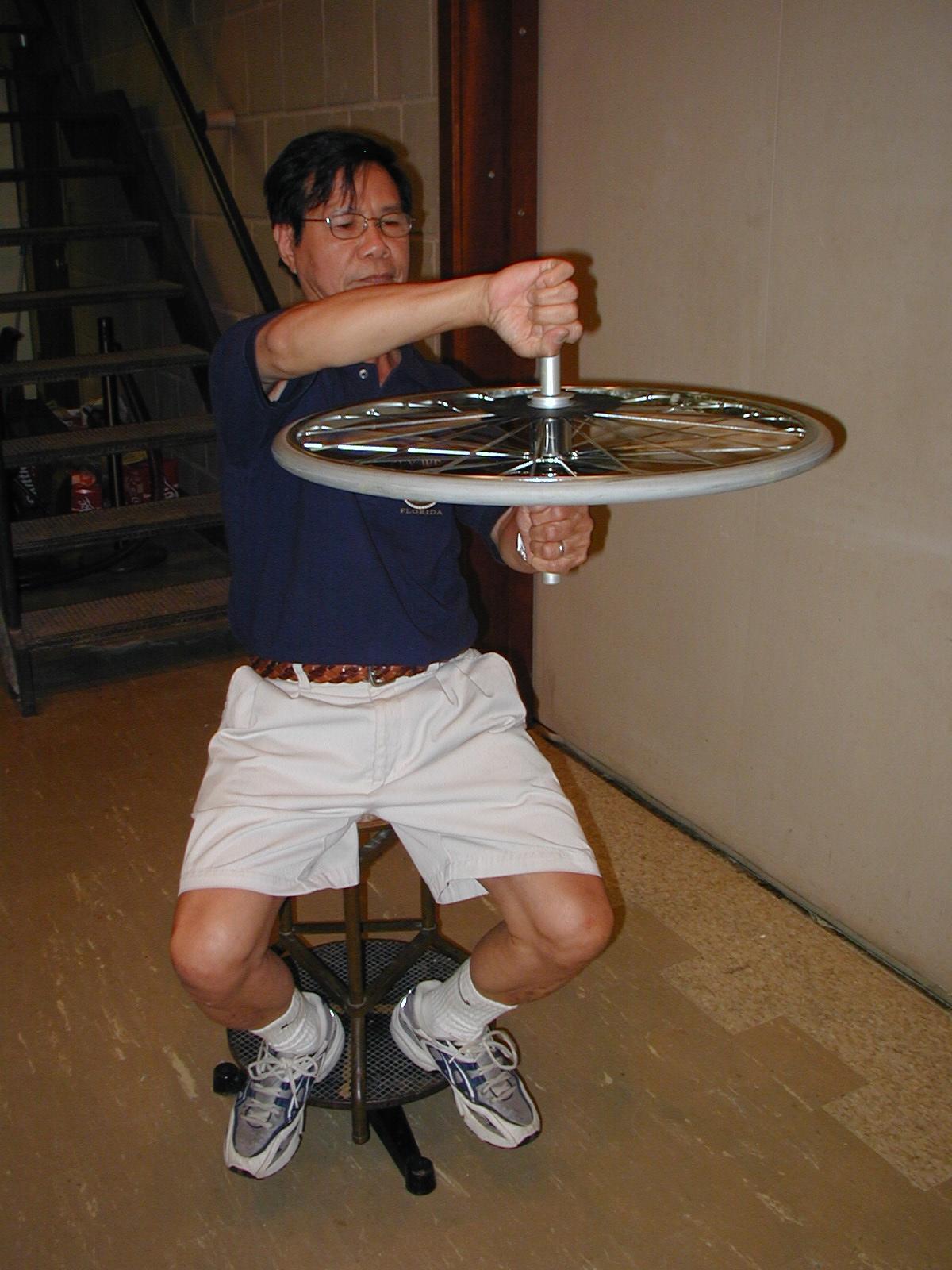 Mu 01 Bicycle Wheel